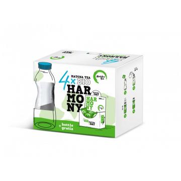 Matcha Tea bio Harmony 4Pack