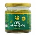 CBD kokosový olej 5%