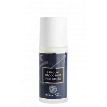 Přírodní deodorant pro muže