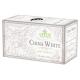 China White, bílý čaj porcovaný