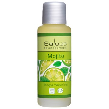Tělový a masážní olej  Mojito