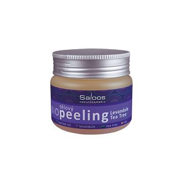 Tělový peeling Levandule Tea Tree