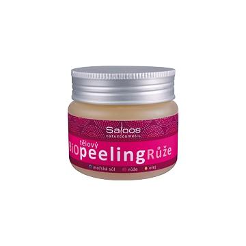 Tělový peeling  Růže