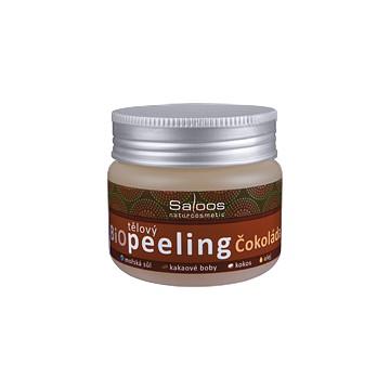 Tělový peeling  Čokoláda