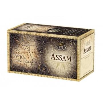 Assam porcovaný