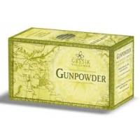 Gunpowder, pravý zelený čaj porcovaný
