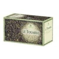 Le Touareg, ochucený zelený čaj s mátou, porcovaný