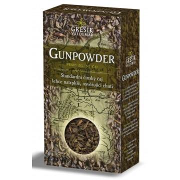 Gunpowder, sypaný