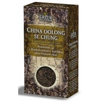 China Oolong Se Chung, sypaný