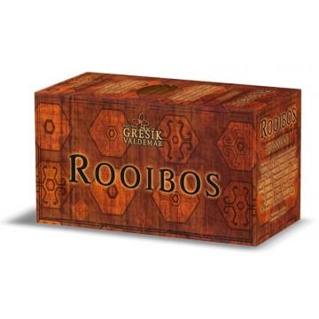 Rooibos citrón + med, porcovaný