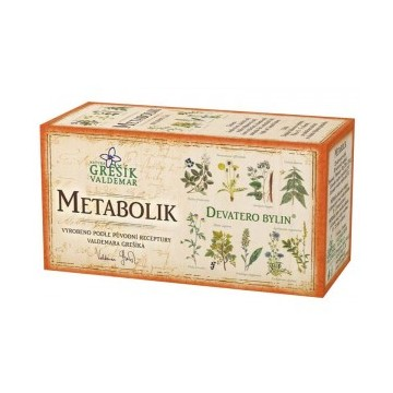 Metabolik, porcovaný
