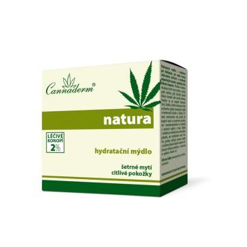 natura Hydratační mýdlo