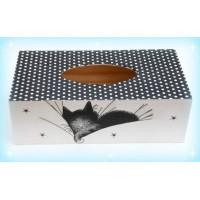 Box na kapesníky Kotě
