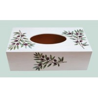 Box na kapesníky Olivy