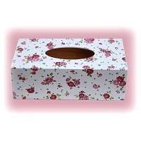 Box na kapesníky Růžičky