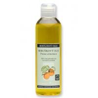 Meruňkový olej - 100% čistý přírodní olej za studena lisovaný