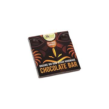Raw čokoláda 95% se skořicí  bio