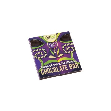 Raw čokoláda s chia semínky  bio