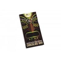 Raw čokoláda 80% kakao  bio