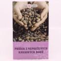 Nepražený kakaový prášek  bio