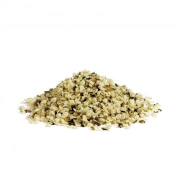 Konopná semena loupaná