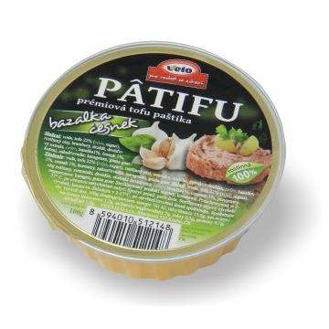 Bazalka - česnek PATIFU