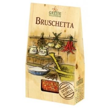 Bruschetta - Dobré koření