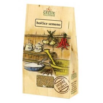 Hořčice semeno - Dobré koření