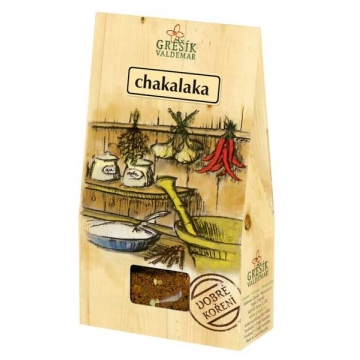 Chakalaka - Dobré koření