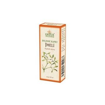 Jmelí bylinné kapky (40% líh)
