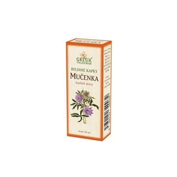 Mučenka bylinné kapky (40% líh)