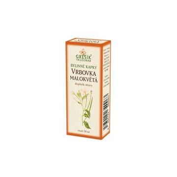 Vrbovka malokvětá bylinné kapky (40% líh)