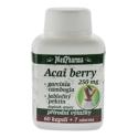 Acai berry 250 mg + garcinia cambogia + jablečný pektin 67 kapslí