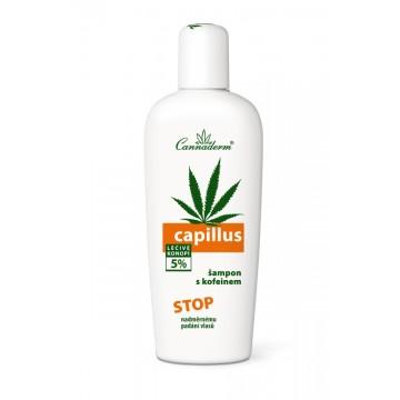 Capillus šampon s kofeinem