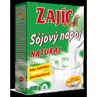 Sojový nápoj natural Zajíc