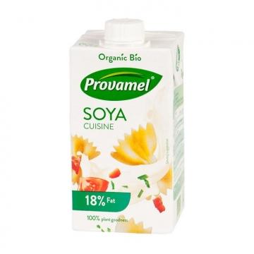 Sojová alternativa smetany bio Provamel