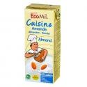 Mandlová alternativa smetany bio Ecomil