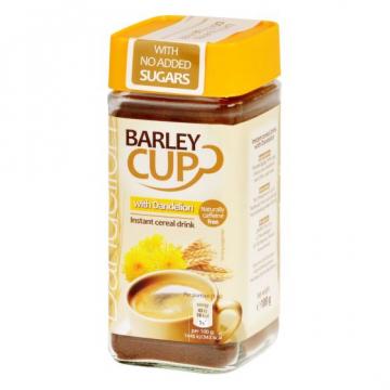 Barley Cup - s pampeliškou