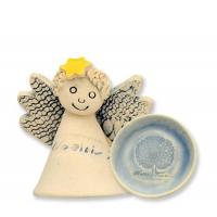 Keramický andílek